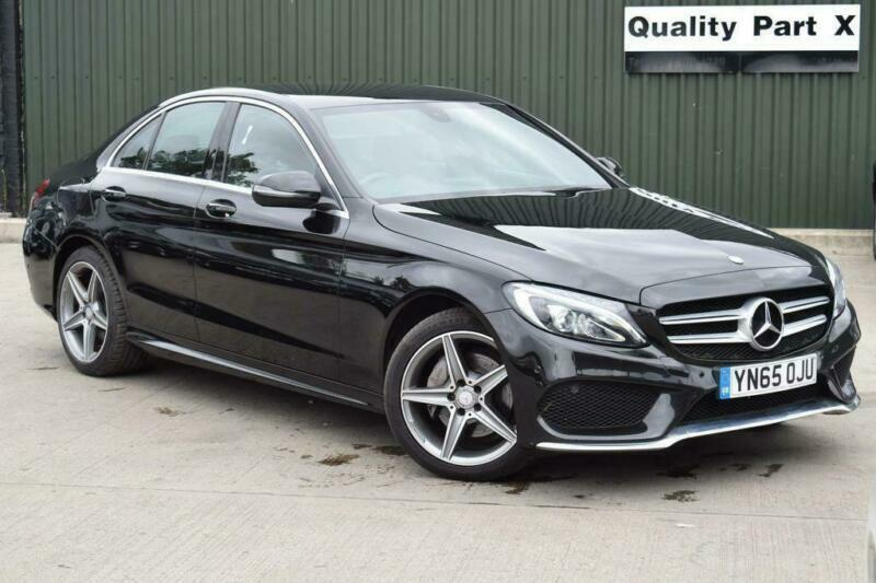 2015 Mercedes-Benz C Class 2 1 C220d AMG Line 7G-Tronic+ (s/s) 4dr | in  North London, London | Gumtree