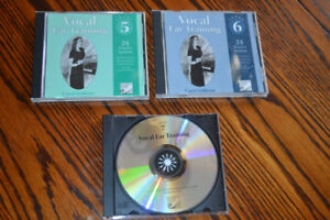 Royal Conservatory of Music: Vocal Ear Training CD