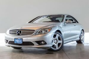 2007 Mercedes Benz CL550 Coupe