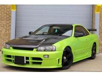 NISSAN SKYLINE GTT TRIPTRONIC STUNNING SHOWCAR LOOKS AND SOUNDS , TRIPTRONIC F1