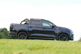 2020 Ssangyong Musso Brand new MUSSO SARACEN Pick Up Diesel Manual