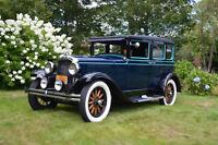 1928 Pontiac - Chief of the Sixes