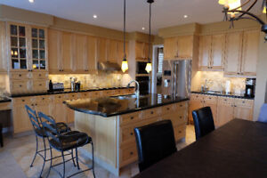 Used Granite counter top and island top