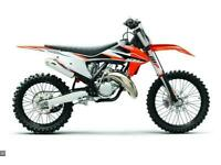 KTM SX 125 2021 - COMING SOON