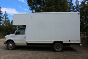1998 Ford Cube Van - Low KM