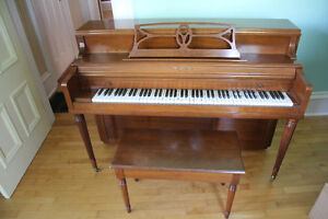 Mason and Risch Acoustic Piano