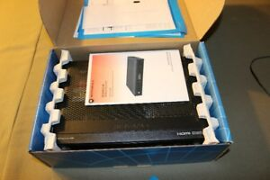 Brand New! Never Used! Shaw HD PVR DCX3510-M