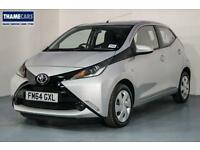 2015 Toyota Aygo 1.0 VVT-I X-Play With Air Con, Central Locking And Electric Win