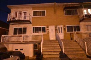 Appartement à louer 91/2 à Montréal Nord, rénové, bon secteur