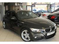 2014 63 BMW 3 SERIES 2.0 325D M SPORT 4D AUTO 215 BHP DIESEL