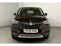 2020 Vauxhall CROSSLAND X 1.2T [130] Griffin 5dr [Start Stop] Auto HATCHBACK Pet
