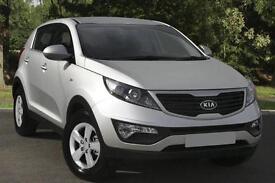 2014 Kia Sportage 1.7 CRDi ISG 1 Manual SUV