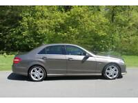 2012 MERCEDES BENZ E CLASS E220 CDI BlueEFFICIENCY Sport 4dr Tip Auto [7]