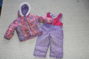 Osh Kosh 2T Winter Coat and Pants