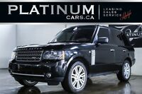 2010 Land Rover Range Rover HSE/ REAR ENTERTAINMENT/CANADIAN