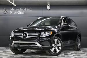 2017 Mercedes Benz GLC300 4MATIC SUV