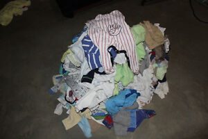 Boys Clothing - Huge Bag Full 6 to 12  months