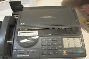 (Reduced) Panasonic Telephone/ Fax Answering System