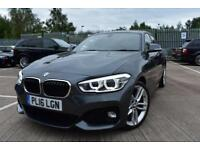 2016 16 BMW 1 SERIES 1.5 116D M SPORT 5D-1 OWNER-COMFORT PACK-SUN PROTECTION GLA