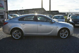 Vauxhall Insignia 1.8i 16v VVT 2010MY SRi 5 DOOR+SILVER+BEAUTIFUL