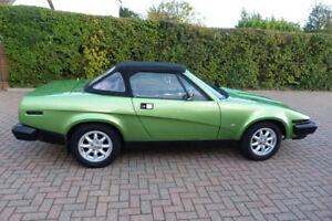 Looking for a TR7 parts car