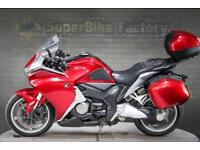 2010 60 HONDA VFR1200F 1200CC 0% DEPOSIT FINANCE AVAILABLE