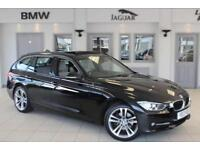 2013 13 BMW 3 SERIES 2.0 320D SPORT TOURING 5D AUTO 181 BHP DIESEL