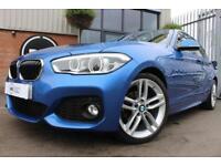 2016 16 BMW 1 SERIES 1.5 118I M SPORT 5D-1 OWNER-CLIMATE CONTROL-MFSW-ALCANTARA