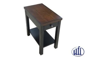 USB Chairside Tables! Reduced pricing!