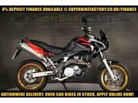2009 09 APRILIA PEGASO FACTORY 660CC 0% DEPOSIT FINANCE AVAILABLE