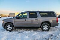 2012 GMC SUBURBAN 1500 LT 7 SEATS BE READY FOR OLD MAN WINTER !!