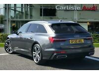 2020 Audi A6 Avant S line 40 TDI quattro 204 PS S tronic Auto Estate Diesel Auto