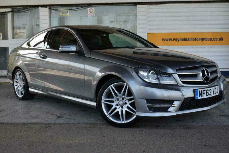 2013 Mercedes Benz C CLASS 2.1 C250 CDI BLUEEFFICIENCY AMG SPORT PLUS 2d 202 BHP | in Basildon ...