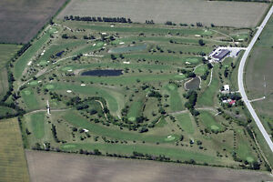 18 Hole Golf Course For Sale!