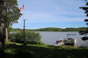 **OPEN HOUSE** Sunday, June 25 from 2:00-4:00pm DESBARATS LAKE