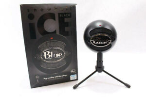 Microphone Blue Snowball ICE comme neuf Seulement 49.95$!!!