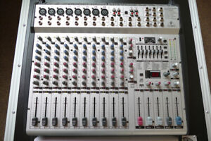 Behringer 16 Channel Powered mixer