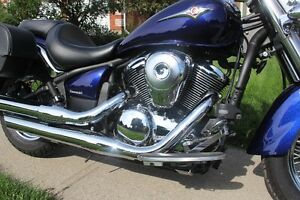 Mint Condition Kawasaki Vulcan 900 Classic - Low KMS! Cambridge Kitchener Area image 6