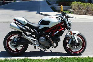 DUCATI MONSTER WITH ABS FOR SALE