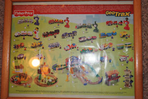 GeoTrax Multi Train sets