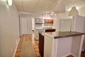 2 bedroom basement suite for May 1st