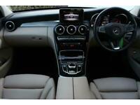 2018 Mercedes-Benz C Class C350e Sport 5dr Auto Estate Hybrid Automatic