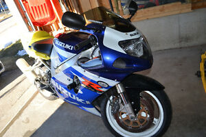 GSXR-750 Certified and Ready to Ride Kitchener / Waterloo Kitchener Area image 1