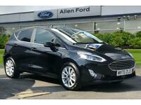 2021 Ford Fiesta 1.0 EcoBoost Hybrid mHEV 125 Titanium 5dr Hatchback Petrol Manu