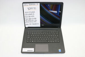 **SURF THE WEB** Dell Inspiron 14 Laptop - 16263