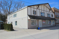 5 apartment/3 office building for sale in central Clarksburg