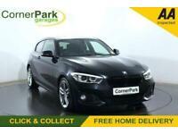 2016 BMW 1 Series 1.5 118I M SPORT 3d 134 BHP Hatchback Petrol Manual