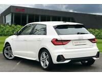 2019 Audi A1 Sportback S line 30 TFSI 116 PS 6-speed Hatchback Petrol Manual