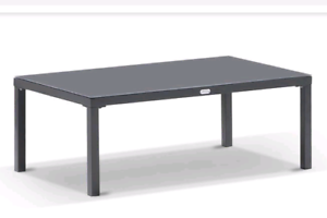 Outdoor coffee table - brand new