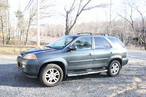 2006 Acura MDX Touring SUV, Crossover